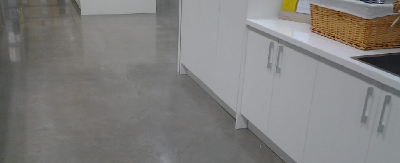 Polished Concrete Specialist